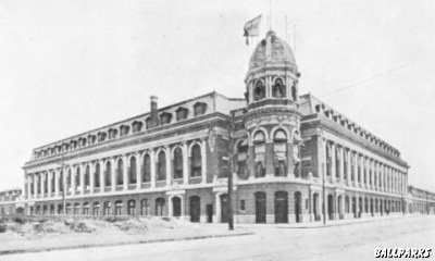 [ Shibe Park as seen from outside ]