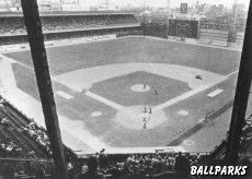 [ Shibe Park as seen from the Press Box ]